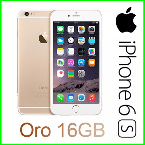 IPHONE 6S 32GB  ORO