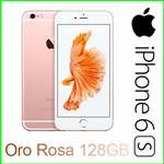 IPHONE 6S 128GB  ORO ROSA