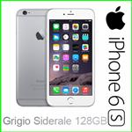 IPHONE 6S 128GB  GRIGIO SIDERALE