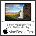 MACBOOKPRO 13 POLLICI CON DISPLAY RETINA PROCESSORE 2,7GHZ 256GB