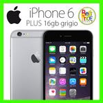 "APPLE IPHONE 6PLUS 32GB DISPLAY 5,5"" GRIGIO SIDERALE"