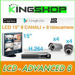 KIT LCD ADVANCED 8