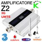 Z2-1 AMPLIFICATORE SEGNALE 3G-UMTS 100MQ