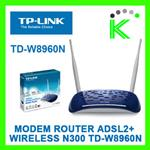 TP-LINK MODEM ROUTER WIRELESS N300 TD-W8960N
