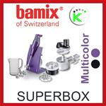BAMIX SUPER BOX MULTICOLOR BX SB
