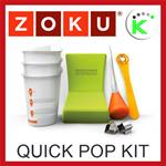 SET UTENSILI POP MAKER ZK TOOLS