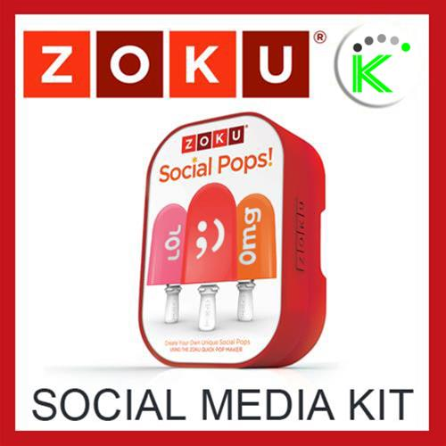 SOCIAL MEDIA KIT ZK SMK
