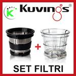 KUVINGS KIT SMOOTHIE + ICE CREAM KVG BM SP021