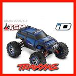 TRAXXAS MINI SUMMIT VXL 1:16 MOD.72076-3