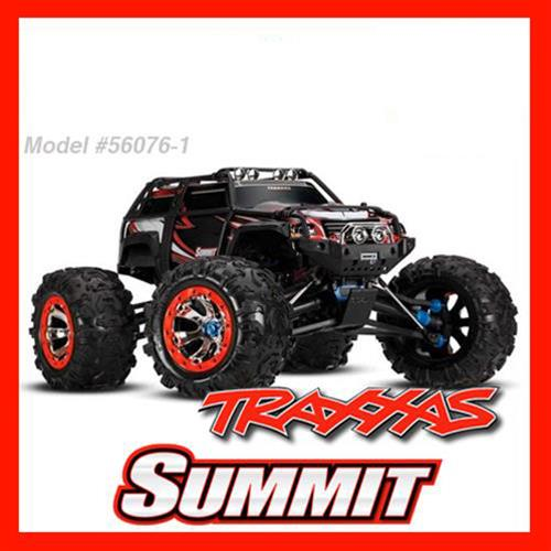 TRAXXAS SUMMIT 4WD RTR NEW VERSION TQI TXX56076-1