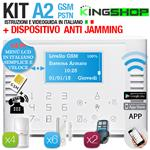 ANTIFURTO GSM PSTN WIRELESS A2
