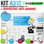 ANTIFURTO GSM PSTN WIRELESS A3