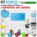 ANTIFURTO GSM PSTN WIRELESS A3M