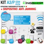 ANTIFURTO GSM PSTN WIRELESS A3P