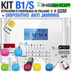 ANTIFURTO GSM WIRELESS B1/S