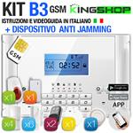 ANTIFURTO GSM WIRELESS B3