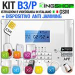 ANTIFURTO GSM WIRELESS B3/P