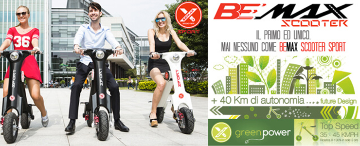 Bemax Scooter